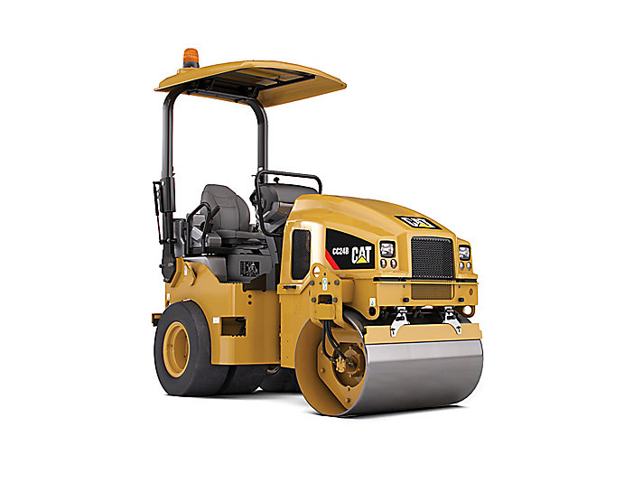 Compacteur CAT 1M