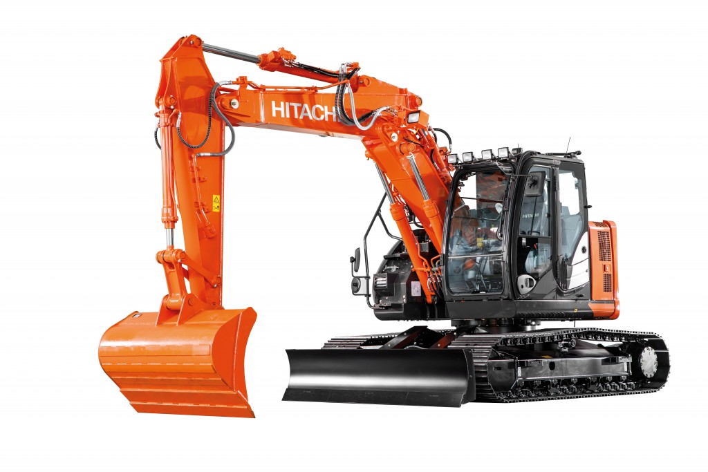 Pelleteuse 15T000 ZX 135 US-6 HG